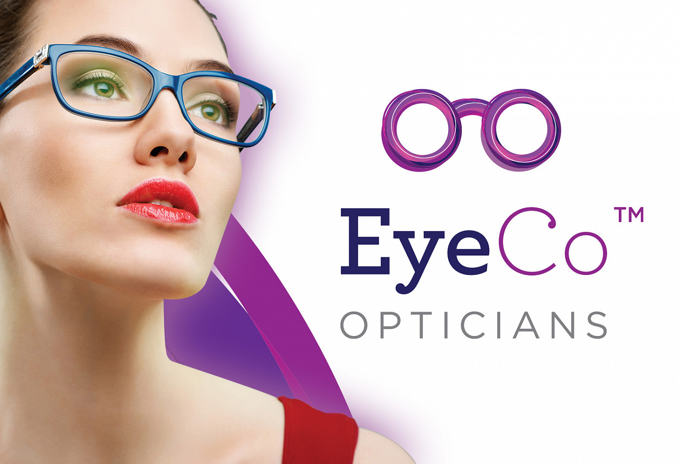 Eyeco Opticians Brand Design