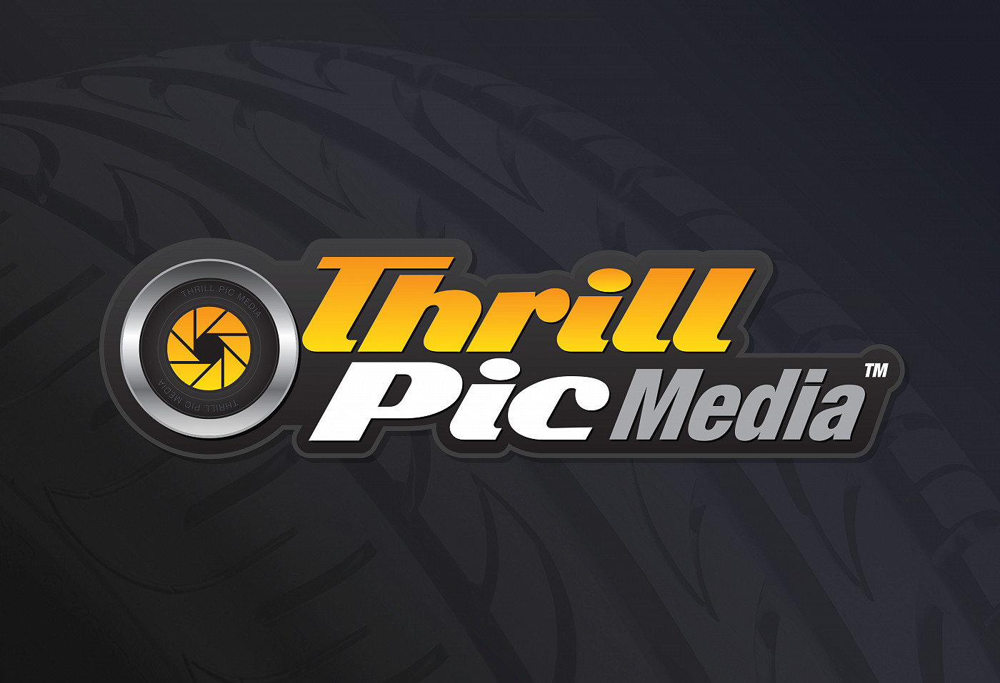 Thrill Pic Media Brand Design
