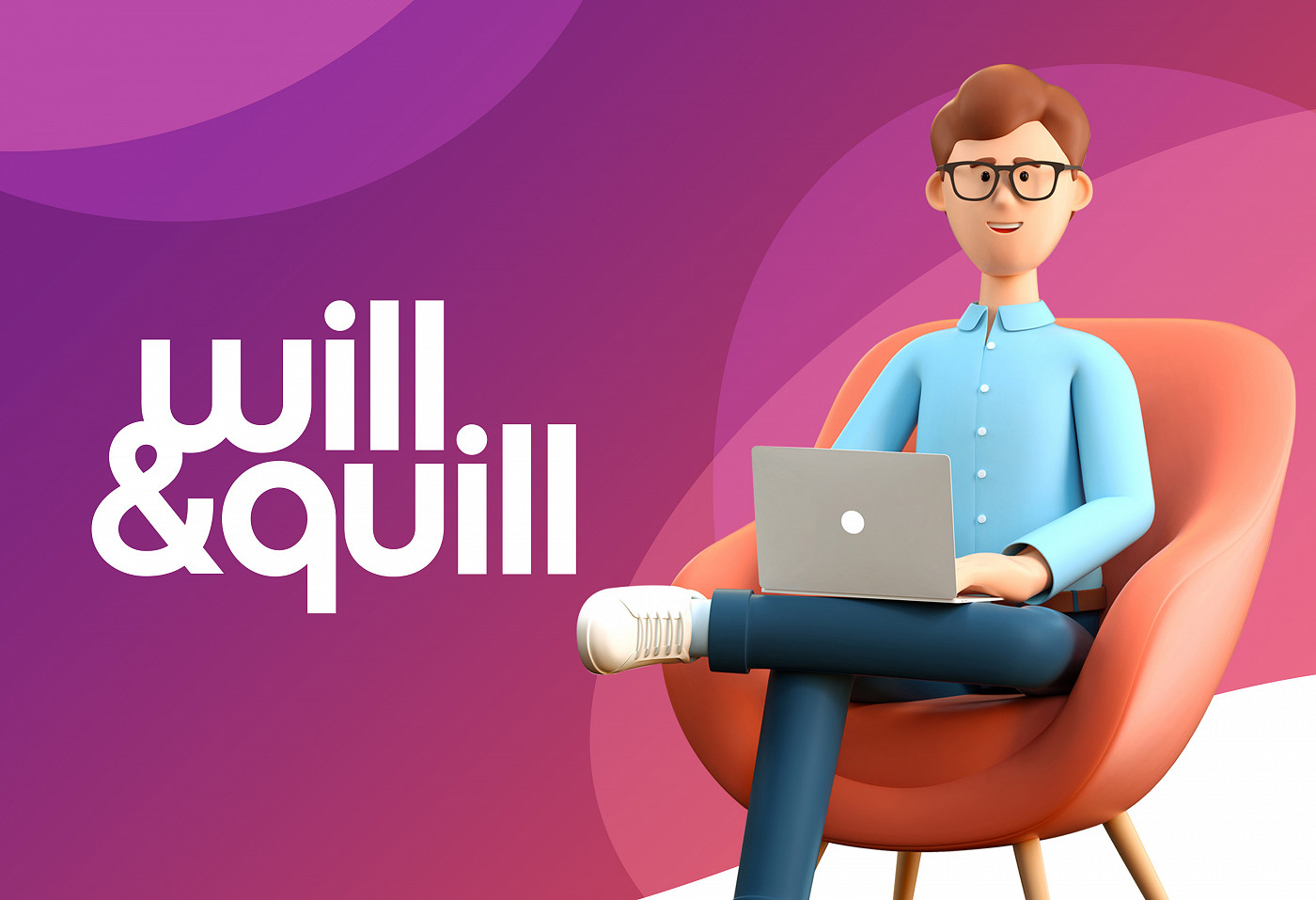 Will & Quill Website Design